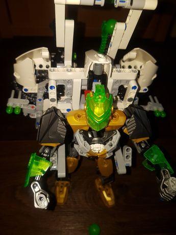 Коллекционная модель Робот Реактивный Рока Лего Hero factory, оригинал