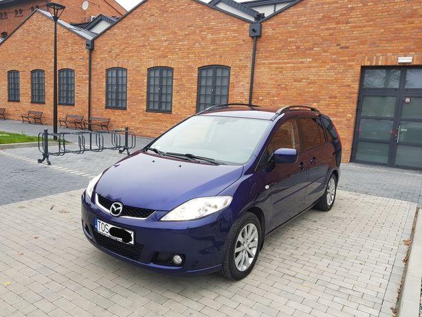 Mazda 5 zadbana, zarejestrowana