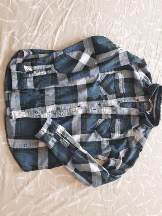 Мужская рубашка Tommy Hilfiger размер М 48 - 50 Кривой Рог - изображение 1