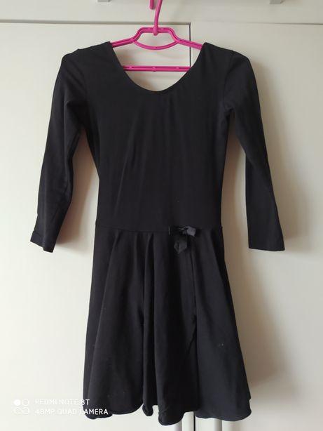 Плаття-бейсік робоче чорне