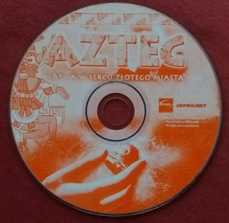 Stare gry PC: Aztec Klątwa w sercu Złotego Miasta