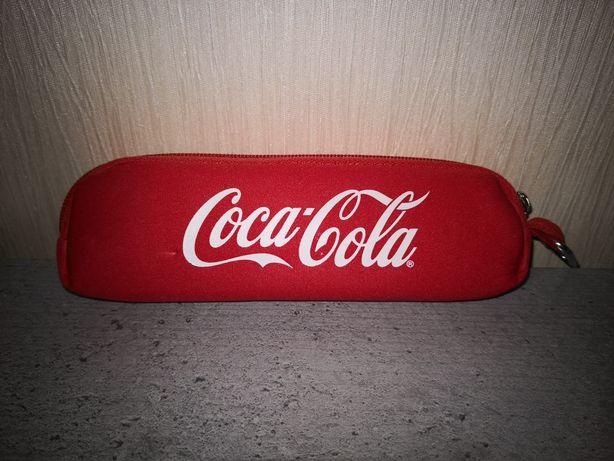 Пенал для канцелярии Coca-Cola