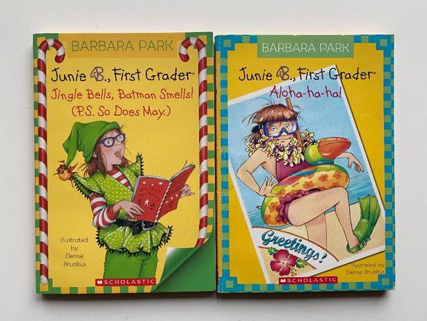 """Junie B, First Grader"" NOWE książki po angielsku"
