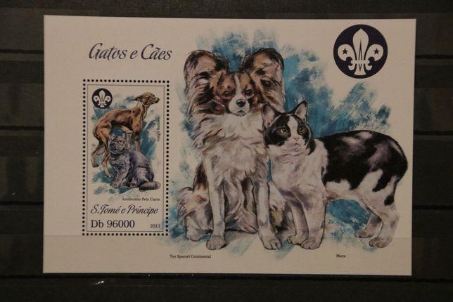 znaczki pocztowe czyste fauna 1