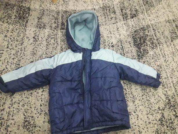 Теплая курточка. Зимняя куртка. 98 размер