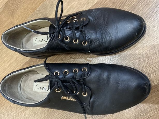 Туфли кожа 36р.