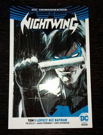 Nightwing, tom 1 - Lepszy niż Batman