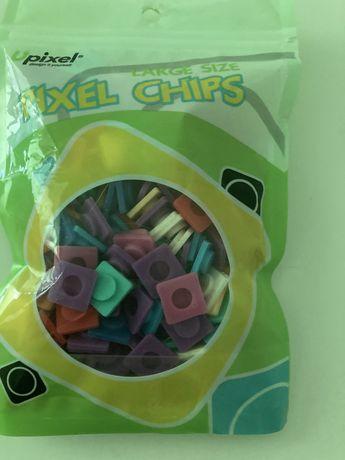 Pixel chips