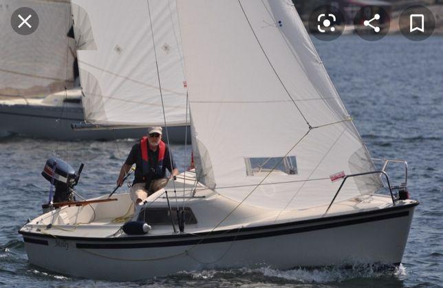 Jacht żaglowy balastowy Triss Norlin 570