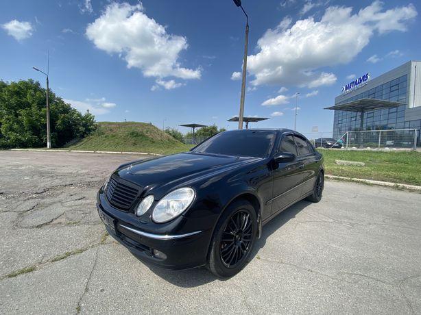 Mercedes-benz W211 Е320 4matic