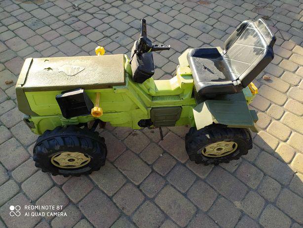 Zabawka traktorek ciągnik