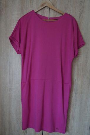 Sukienka Mohito różowa S M jak nowa