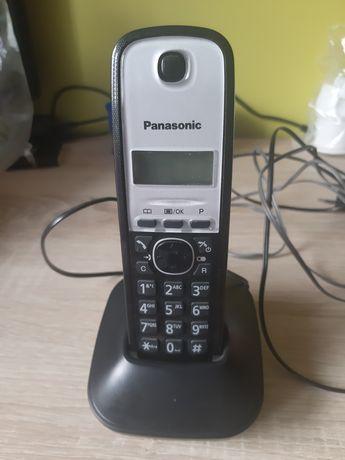 Telefon bezprzewodowy PANASONIC KX-TG1911PD