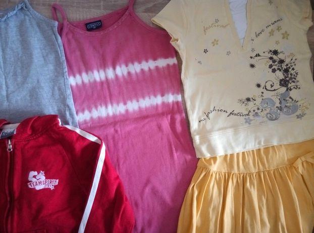Пакет одежды сарафан кофта футболка юбка-шорты майка штаны лосины