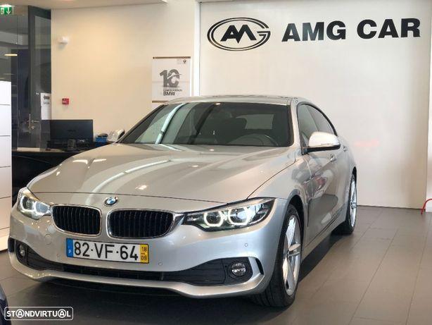 BMW 420 Gran Coupé d Advantage Auto