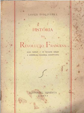 2288 - História - Livros sobre a Revolução Francesa