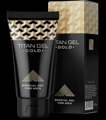 Титан гель Голд, Titan Gel Gold, увеличитель члена, пролонгатор