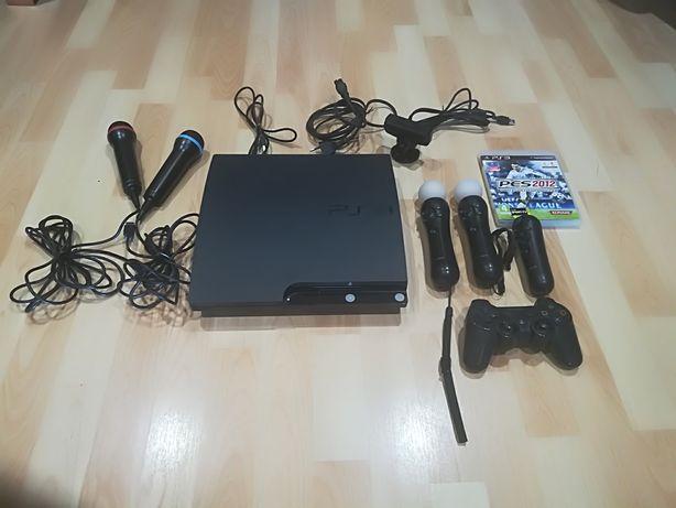 Sony playstation 3 ps3 CHCH-2004 (Avariada ler descrição)