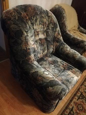 Fotel, dwie sztuki