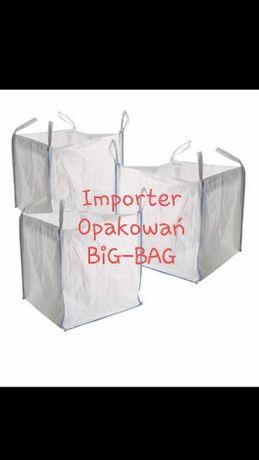 Worki big bag bagi 89x89x120 BIGBAG bigbagi na Kamień Zboże Drewno