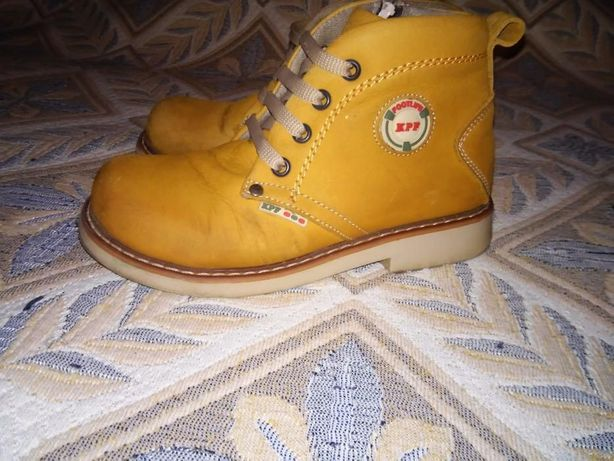 детские ботинки K.Pafi ( Турция)