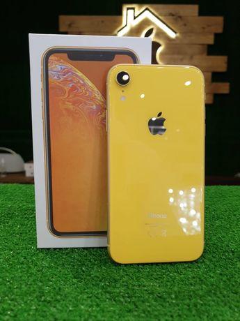 Магазина iPhone XR 64 yellow Neverlock Гарантия 3 месяца ИДЕАЛ