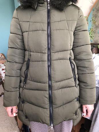 Куртка зимняя 146-152 рост