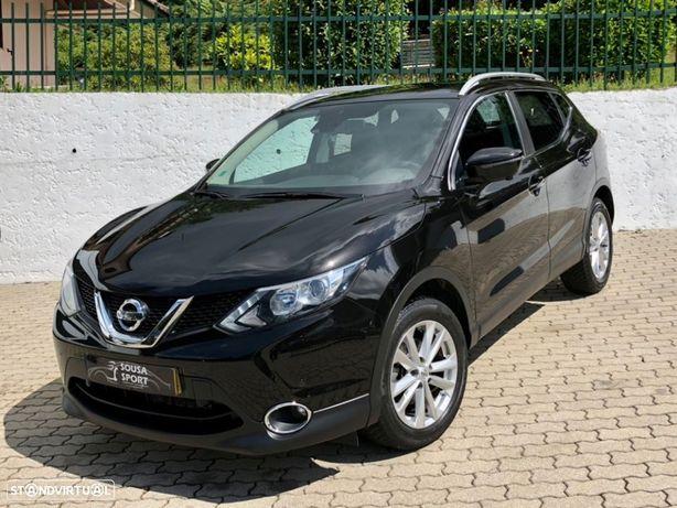 Nissan Qashqai 1.6 dci N-Connecta 360°