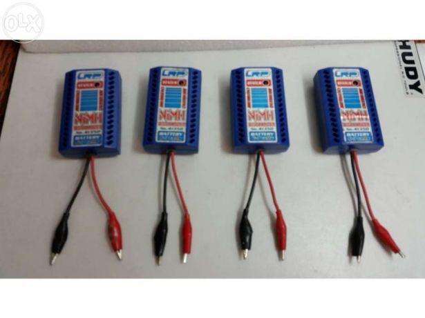 Rc placas lrp descarregadores baterias ni-mh
