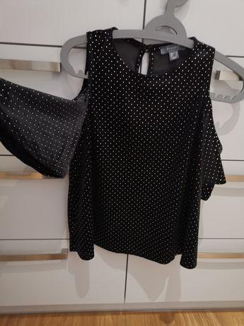 Czarna bluzka Primark