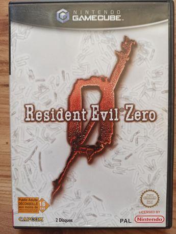 """Gra Gamecube """"Resident Evil 0"""" - stan idealny"""