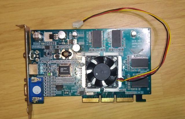 Відеокарта GeForce 4 Mx 440