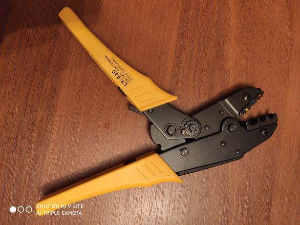 Кримпер, инструмент для обжима