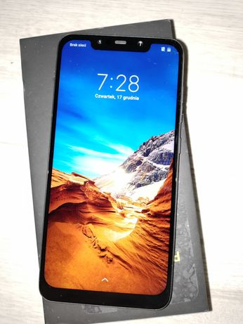 Super Flagowiec Xiaomi Pocofone F1 6/64GB