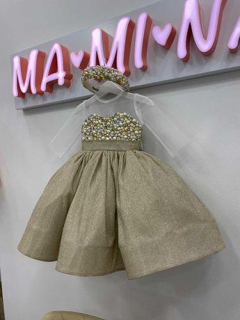 Дитяча сукня на один рік