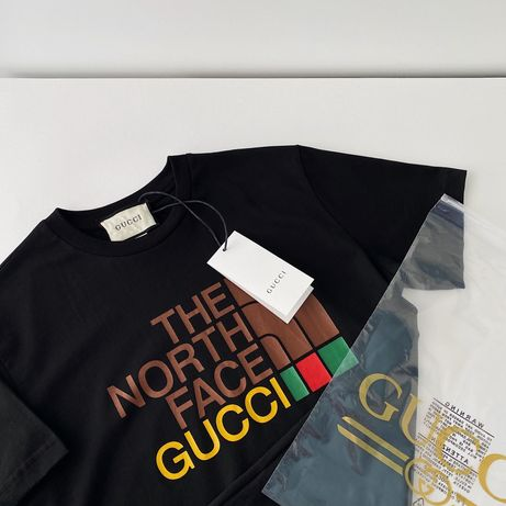 Футболка Gucci The North Face