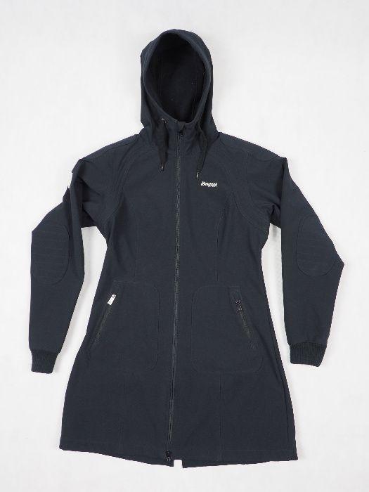 Damski płaszcz softshell Bergans, r. M, BDB+ Ostrowiec Świętokrzyski - image 1