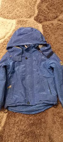 Термо куртка зима осень весна,  98,110,116 3-5 лет
