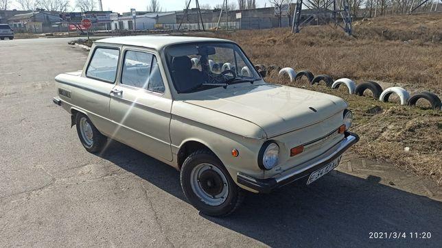 ЗАЗ 968м газ/бенз