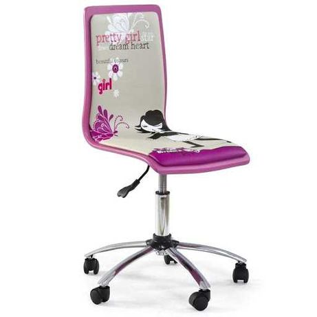 Детское кресло FUN-1 HALMAR Розовый