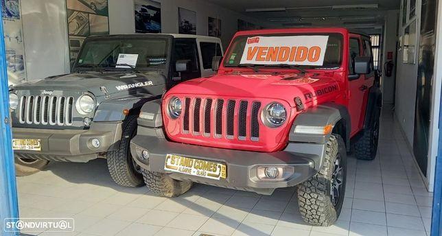 Jeep Wrangler 2.2 CRD Rubicon AT