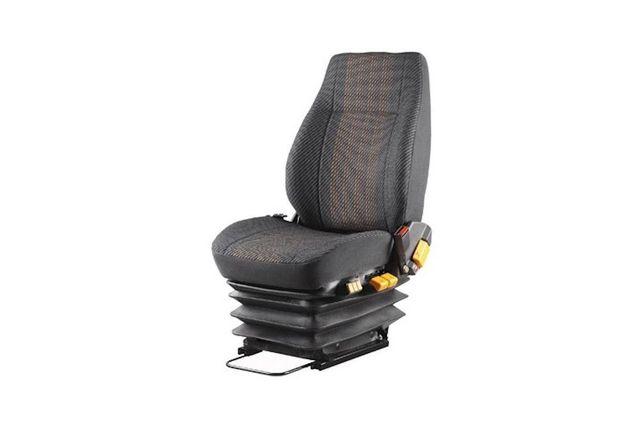 -=HiT=-  Fotel do wozidła fotel do ładowarki VOLVO fotel ISRI operatora maszyny budowlanej