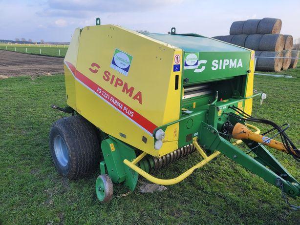 Prasa Sipma 1221 Farma Plus. Pierwszy właściciel.
