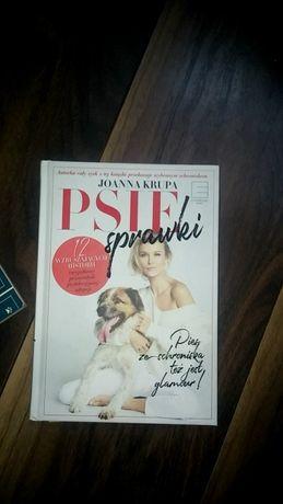 Książka Psie sprawki