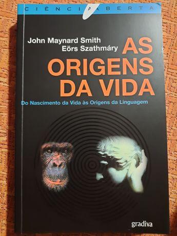 As Origens da Vida (John Maynard Smith) (Gradiva)