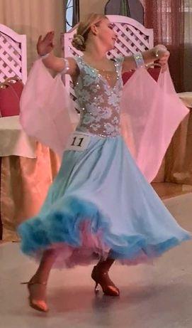 Платье для бальных танцев:  Стандарт