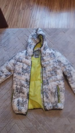 Chłopięca kurtka wiosenno- jesienna na wz