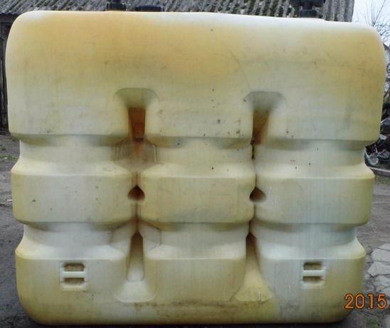 Zbiornik 2500l na ropę olej paliwo wodę szamba szambo deszczówkę płyn