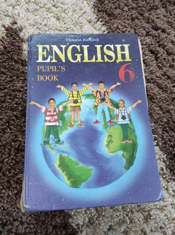 Англійська мова 6,7 клас