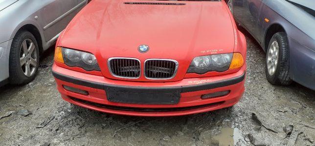 Zderzak Przedni Przód BMW 3 E46 99r-05r 314/3